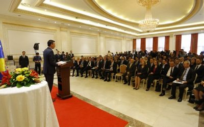 Puštanje u rad Kosovskog fonda za kreditno jemstvo