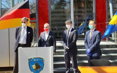Nënshkruhet marrëveshja financiare për Rritje të Kapitalit Garantues për Fondin Kosovar për Garanci Kreditore