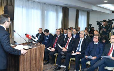 Nënshkruhet Marrëveshja e Garancisë 10 Milion EURO