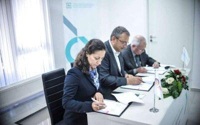 Nënshkrimi i Marrëveshjeve të Garancisë