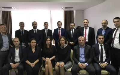 FKGK dhe Shoqata e Bankave të Kosovës organizuan një takim me Bankat