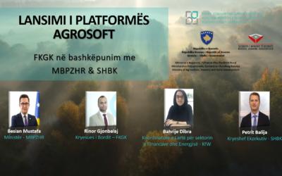 Lansohet Platforma AgroSoft